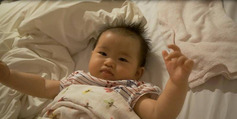 小風比嬰兒手語-喝奶(6個月多)